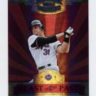 2004 Throwback Threads Blast From The Past Spectrum #BP-18 Mike Piazza New York Mets /100