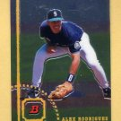 2005 Bowman Chrome Baseball A-Rod Throwback #94AR Alex Rodriguez - Seattle Mariners