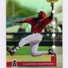 2005 Bowman's Best Baseball #022 Vladimir Guerrero - Anaheim Angels