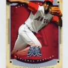 2005 National Pastime Baseball #047 Vladimir Guerrero - Anaheim Angels