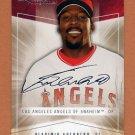 2005 Skybox Autographics Baseball #001 Vladimir Guerrero - Anaheim Angels