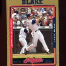 2005 Topps Gold Baseball #135 Casey Blake - Cleveland Indians /2005