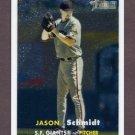 2006 Topps Heritage Chrome #056 Jason Schmidt - San Francisco Giants /1957