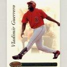 2007 Bowman's Best Baseball #003 Vladimir Guerrero - Los Angeles Angels