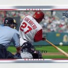 2007 Upper Deck Baseball #140 Vladimir Guerrero - Los Angeles Angels