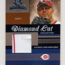 2003 Diamond Kings Diamond Cut Collection #064 Adam Dunn - Reds Game-Used Jersey /350