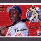 2000 Aurora Baseball #088 Vladimir Guerrero - Montreal Expos