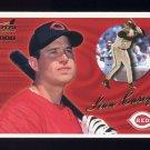 2000 Aurora Baseball #036 Sean Casey - Cincinnati Reds
