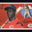 2000 Aurora Baseball #035 Mike Cameron - Cincinnati Reds