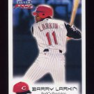2000 Fleer Focus Baseball #186 Barry Larkin - Cincinnati Reds