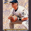 2000 Pacific Prism Baseball #063 Craig Biggio - Houston Astros