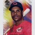 2000 Private Stock Baseball #035 Barry Larkin - Cincinnati Reds