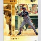 2000 SPx Baseball #173 Aaron Boone - Cincinnati Reds