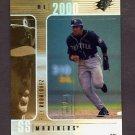 2000 SPx Baseball #045 Alex Rodriguez - Seattle Mariners