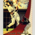 2000 Topps Gold Label Baseball #040 Frank Thomas - Chicago White Sox
