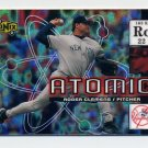 2000 UD Ionix Atomic #A14 Roger Clemens - New York Yankees