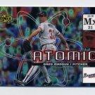 2000 UD Ionix Atomic #A05 Greg Maddux - Atlanta Braves