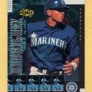 2000 UD Ionix Baseball #30 Alex Rodriguez - Seattle Mariners