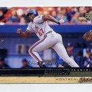 2000 Upper Deck Gold Reserve Baseball #187 Vladimir Guerrero - Montreal Expos