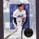 2001 Fleer Authority Baseball #042 Mike Piazza - New York Mets