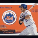2001 Fleer Tradition Lumber Company #LC18 Mike Piazza