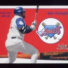 2001 Fleer Tradition Lumber Company #LC02 Mo Vaughn