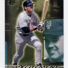 2001 SPx SPxcitement #X08 Mike Piazza - New York Mets