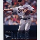 2001 Upper Deck Evolution Baseball #018 Cal Ripken - Baltimore Orioles
