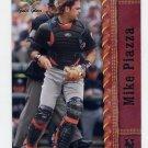 2001 Upper Deck Gold Glove Baseball #075 Mike Piazza - New York Mets