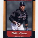 2001 Upper Deck Legends Baseball #076 Mike Piazza - New York Mets