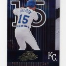2002 Absolute Memorabilia Baseball #068 Carlos Beltran - Kansas City Royals