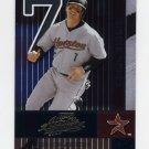 2002 Absolute Memorabilia Baseball #066 Craig Biggio - Houston Astros