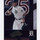 2002 Absolute Memorabilia Baseball #057 Robert Fick - Detroit Tigers