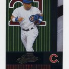 2002 Absolute Memorabilia Baseball #031 Sammy Sosa - Chicago Cubs