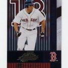 2002 Absolute Memorabilia Baseball #022 Johnny Damon - Boston Red Sox