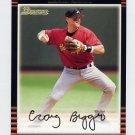 2002 Bowman Baseball #074 Craig Biggio - Houston Astros