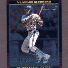 2002 Bowman Chrome Baseball #057 Vladimir Guerrero - Montreal Expos