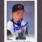 2002 Diamond Kings Baseball #097 Austin Kearns - Cincinnati Reds AUTO
