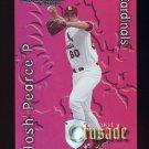 2002 Donruss Rookies Crusade #24 Josh Pearce - St. Louis Cardinals /1500