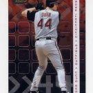 2002 Finest Baseball #075 Adam Dunn - Cincinnati Reds
