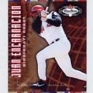 2002 Fleer Box Score Baseball #228 Juan Encarnacion - Cincinnati Reds /2950