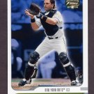 2002 Fleer Focus JE Baseball #001 Mike Piazza - New York Mets