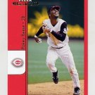 2002 Fleer Maximum Baseball #158 Pokey Reese - Cincinnati Reds
