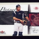 2002 Fleer Tradition Baseball #456 Corky Miller - Cincinnati Reds