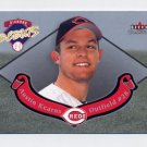 2002 Fleer Tradition Update Diamond Debuts #U06 Austin Kearns - Cincinnati Reds