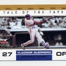 2002 Fleer Tradition Update Baseball #U396 Vladimir Guerrero - Montreal Expos