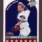 2002 Fleer Tradition Update Baseball #U338 Mike Piazza - New York Mets
