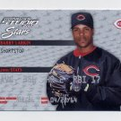 2002 Studio Stars #29 Barry Larkin - Cincinnati Reds