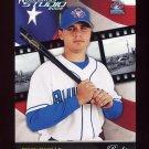 2002 Studio Baseball #274 Kevin Cash RC - Toronto Blue Jays /1500