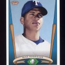 2002 Topps 206 Team 206 Series 1 #T20611 Alex Rodriguez - Texas Rangers